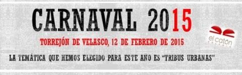 Cartel carnaval 2014-15