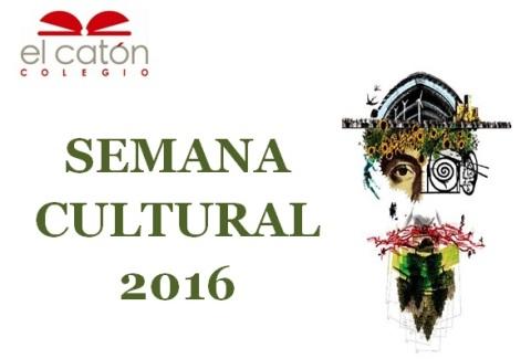 SEMANA CULTURAL 2016