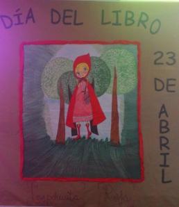 día del libro_Caperucita Roja
