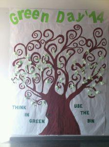 Árbol de los deseos ecológicos