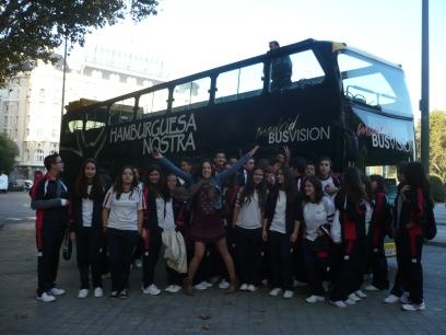 1. Al autobús